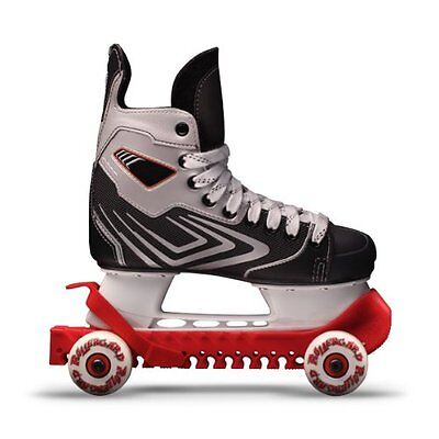 Rollergard Ice Skate Guard, Red