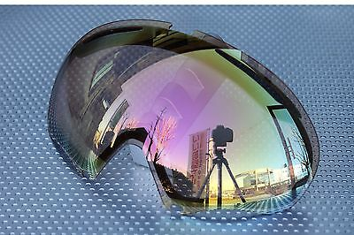 cc41295858e Goggle Replacement Lens for Oakley A Frame 2.0 - Pink Mirror  zrl-afrm2-