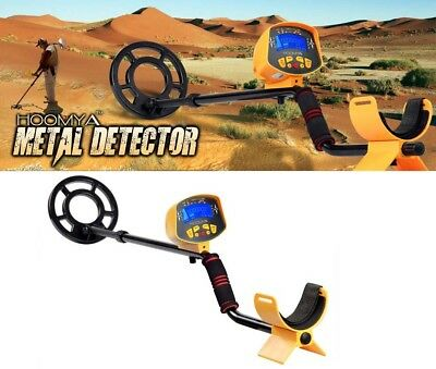 MD-3010II Metal Detector Gold Hunter Light Deep Sensitive Digger LCD Waterproof