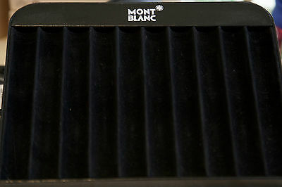 Montblanc 10 Pen Tray - Boutique Display