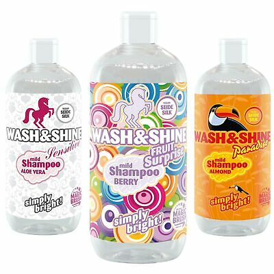 Magic Brush Pferdeshampoo Wash & Shine