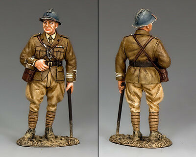 KING AND COUNTRY WW1 British - Lieut. Col. Winston Churchill FW218