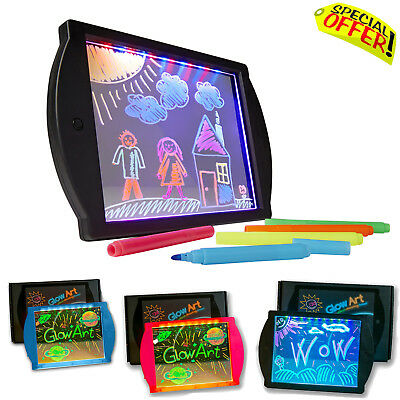 Autism Sensory Kids Toys Educational Drawing Board 4 Magic Pen Special Needs
