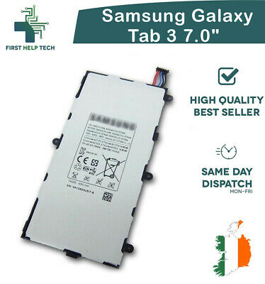 """New Replacement Battery For Samsung Tab 3 7"""" T210  T211  P3210  4000mAh  T4000E"""