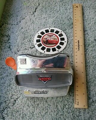 Vintage 1998 Disney Cars Viewmaster View Master toy 1990s