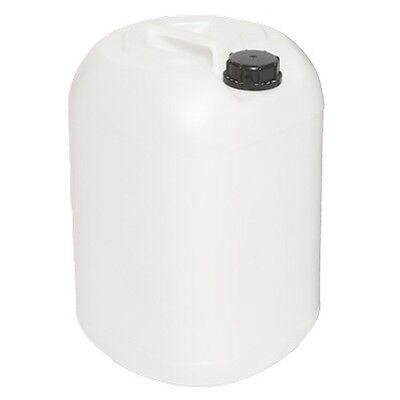 4 x 25L Litre Water Storage Container, Jerrican, Drum, Jerry Can