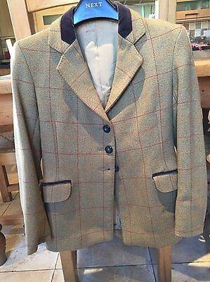 childs tweed show jacket 26""