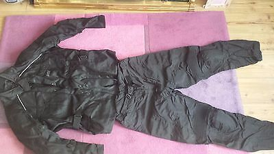 motorcycle jacket 4XL and trousers 2XL