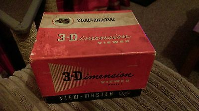 Viewmaster 3D viewer , boxed, excellent condition