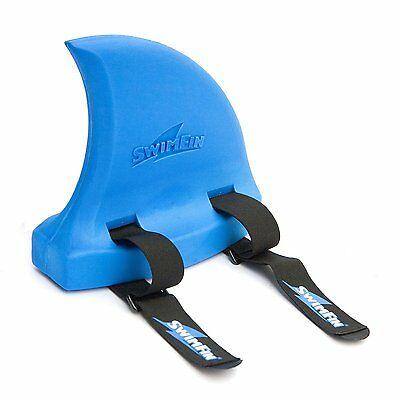 Dolphin Blue Childrens SwimFin Float Aid