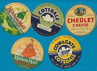 Selection of all different cheese labels Fromage formaggio #481