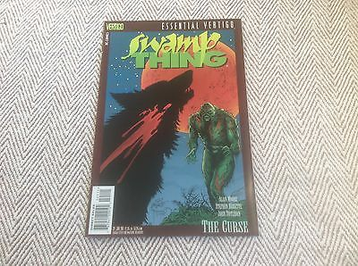SWAMP THING No:21 ALAN MOORE Boarded & Sleeved - COMBINED POSTAGE OFFERED