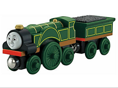 Emily Train ~NEW~ Thomas and friends wooden railway engine Y4075 Fisher Price
