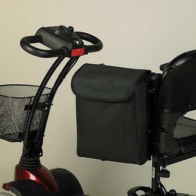 Homecraft Wheelchair/Mobility Scooter Pannier Bag - Black