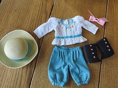American Girl Samantha Bicycling Outfit~Free Ship