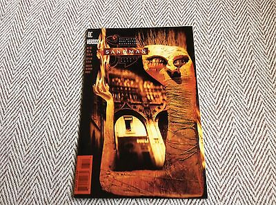 THE SANDMAN No:65 WITH JOHN CONSTANTINE CARD Boarded & Sleeved