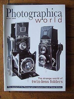 Photographica World magazine No.116 2006/2: Leica, Shew, Plaubel, SEE INDEX