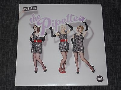 The Pipettes - We Are The Pipettes Vinyl Lp (Uk Pressing)