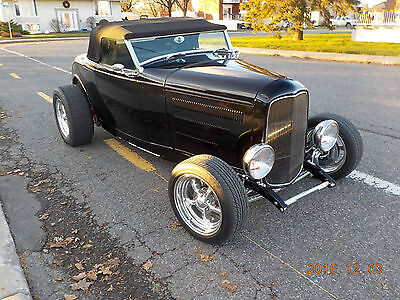 1932 Ford Other Roadster streetrod Gorgeous 1932 Ford Roadster, 350 Chevy 500hp+, low miles, Top quality build