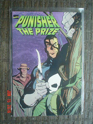 Punisher: The Prize - Marvel Comics - 1990 - Near Mint - 68 Pgs