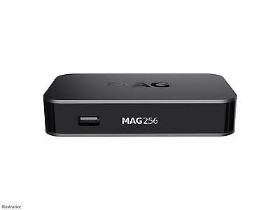 MAG 256w1 Genuine Original From Infomir Linux IPTV/OTT Box, Faster than MAG 254
