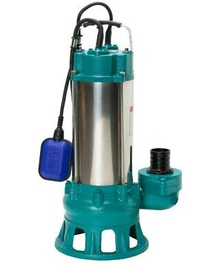 IBO Heavy Duty 2.2 KW Power Submersible Sewage Dirty Waste Water Pump w.Shredder
