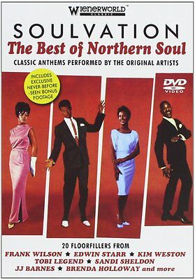 Soulvation : The Best Of Northern Soul - New DVD