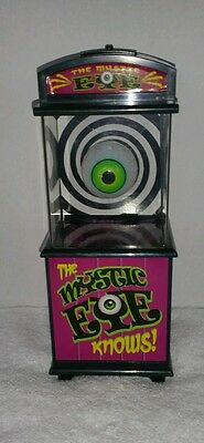The Mystic Eye Knows Bank Summit Coin Operated Sound, Lights Up Piggy Bank