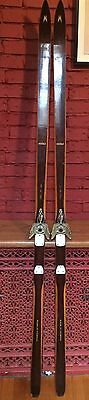 Vintage Rottefella cross country skis