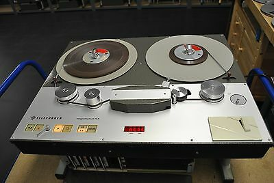 Telefunken  M15 A Studio Masterrecorder full and  perfect  working condition