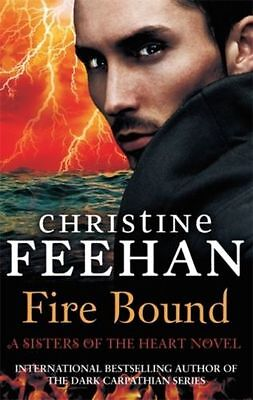 Fire Bound by Christine Feehan (Paperback, 2016)