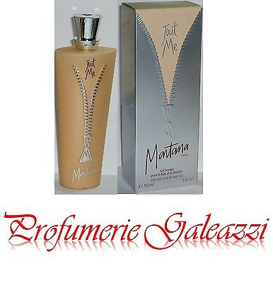 MONTANA JUST ME DONNA SILKY BATH AND SHOWER GEL - 150 ml