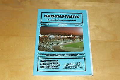 Groundtastic - The Football Grounds Magazine - Spring 1999 No 16