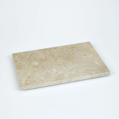Victor Marble Pastry Board 46 x 29.5cm Champagne Cream Food Preparation Worktop