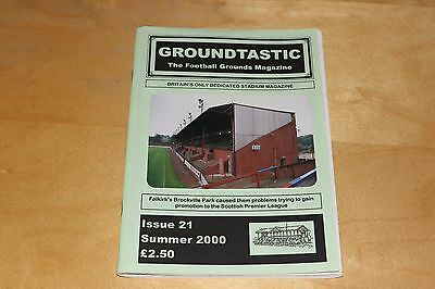 Groundtastic - The Football Grounds Magazine - Summer 2000 No 21