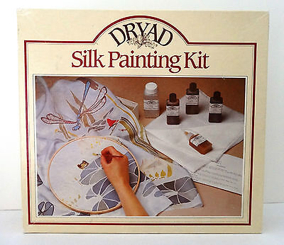 Silk Painting Kit Dryad