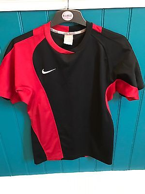 Nike Rugby Training Shirt Top Small