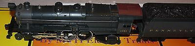 MTH RAIL KING 4-6-2 LOCOMOTIVE PENNSYLVANIA K4's O Gauge NMIB