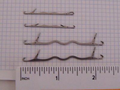 8 Double latch needle for Sock/Hand/ Knitting Machine (free post on 2/3/4 set)