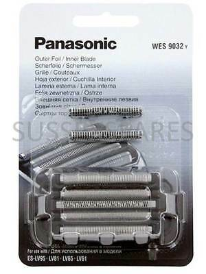 Panasonic Wes9032 Replacment Foil And Cutter, Es-Lv81 Es-Lv61 Es-Lv65 Es-Lv95 Uk