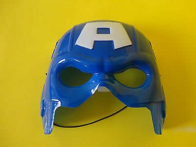 Captain America mask dance props festive supplies for children cartoon mask