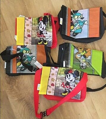 Subway Lunch Bags Mickey Mouse And Minnie Mouse Collection Disney