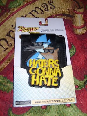 Regular Show Rigby Haters Gonna Hate Pocketeer Graphic Wallet New Spencer's