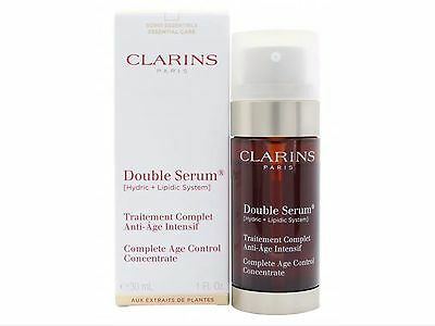 NEW & BOXED CLARINS Double Serum 30ml Rrp £56