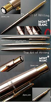 MONTBLANC NOBLESSE Ballpoint, mint condition