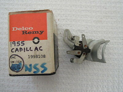 1955 Cadillac Transmission Neutral Safety Switch 1998108, NOS