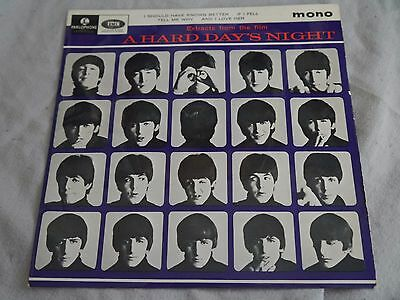 The Beatles - Songs From The Film A Hard Day's Night - Original UK EP