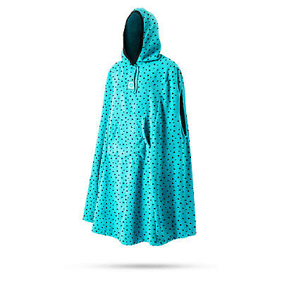 Mystic Womens Poncho / Fleece / Changing Robe 2017 - Mint