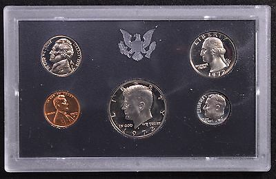 1972 United States Proof Set in Original Box w/ COA Free Shipping!!