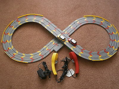 Micro Scalextric 1:64 Scale My First Racing Set